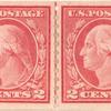 2c carmine Washington pair