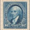 $2 bright blue Madison single