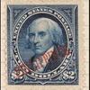 $2 bright blue Madison single