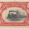 2c Empire State Express single