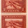 """2c carmine lake Pedro Miguel Locks, Panama Canal pair"""