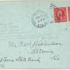 2c carmine Washington pair on cover