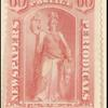 60c pale rose Justice single