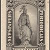 2c black Statue of Freedom single