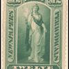 $25 green Vesta single