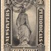 4c black Statue of Freedom single