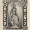 6c black Statue of Freedom single