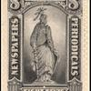 8c black Statue of Freedom