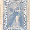 $6 pale blue Clio single