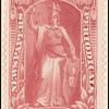 50c carmine newspaper stamp