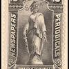 2c black Statue of Freedom Specimen single