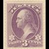3c purple George Washington single
