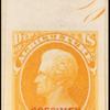 2c yellow Jackson Specimen single