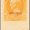 24c yellow Scott Specimen single