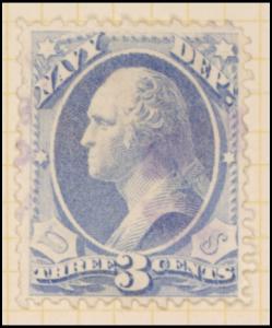 3c ultramarine Washington single