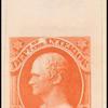 30c vermilion Hamilton specimen single