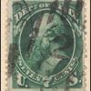 7c green Stanton single