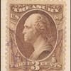 3c brown Washington Treasury department official single