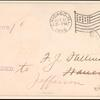 2c deep claret Postage Due single on cover