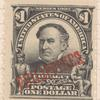 $1 black David Farragut single