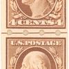 4c orange brown Washington pair