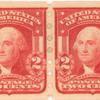 2c scarlet Washington pair