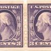 3c deep purple Washington pair