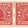 2c carmine Alaska Yukon Pacific Exposition pair