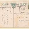 1915 Rock Island, Illinois aviation meet post card