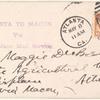 1919 Macon, Georgia - Montgomery, Alabama - Atlanta, Georgia flight cover
