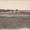 1909 Wright aeroplane speed test photograph