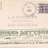 1920 St. Louis - Chicago and return flight cover