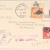 1920 Chicago - Minneapolis/St. Paul and return flight cover