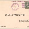 1911 Columbus, Georgia Driving Park aviation meet cover