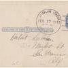 1912 Oakland, California Emeryville Race Track Aviation meet postal card