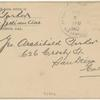 1912 Coronado Polo Grounds Aviation meet stamped envelope
