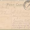 1912 New Era Park Aviation Meet postcard