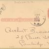 1912 Rockingham Park Aviation Meet postal card