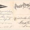 1912 Chicago, Ill. - Grant Park aviation meet post card