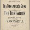 The Toreador's song