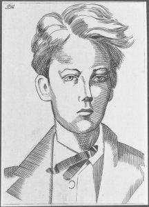 Rimbaud. Digital ID: 2006249. New York Public Library