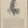 Mrs. Anna C.M. Ritchie.