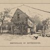 David Rittenhouse--homes & haunts.