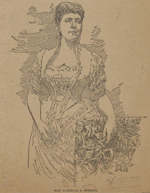 Mrs. Marshall O. Roberts
