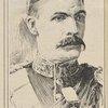 Sergeant (now liertenant) William Roberston, of the Gordon Highlanders, who won the cross at Elandslaagte, Natal, October 21, 1899.