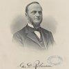Geo. D. Robinson. Governor of Mass. 1884