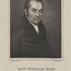 Revd. William Roby of Manchester