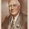 Franklin D. Roosevelt [signature]