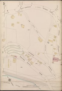Bronx, V. 13, Plate No. 3 [Map bounded by Kappock St., Harlem River, Henry Hudson Memorial Bridge.]