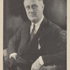 Franklin D. Roosevelt [signature]